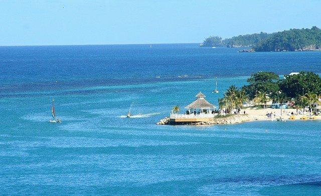 ジャマイカのリゾート