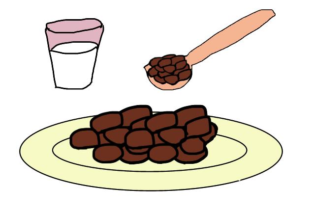 コーヒー豆をそのまま食べる