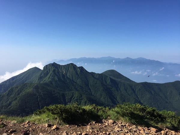 阿弥陀岳の風景その3