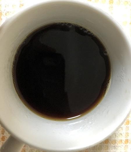 はちみつ入りコーヒー