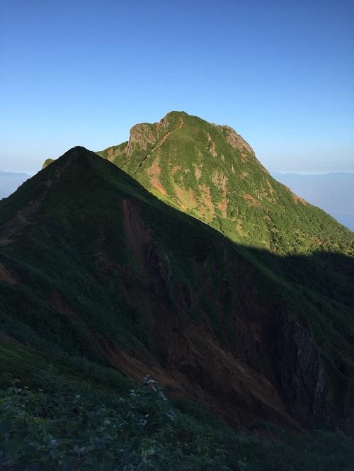 赤岳頂上その2