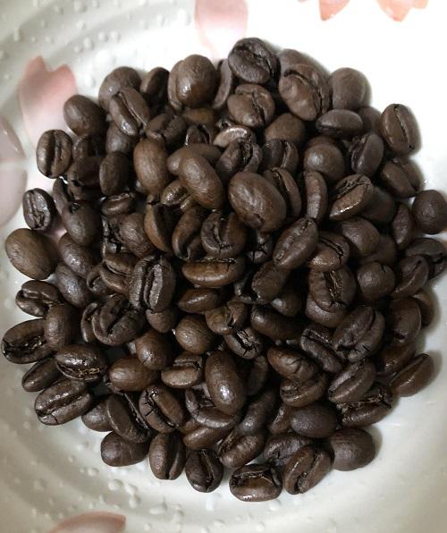 モカイルガチェフェの豆