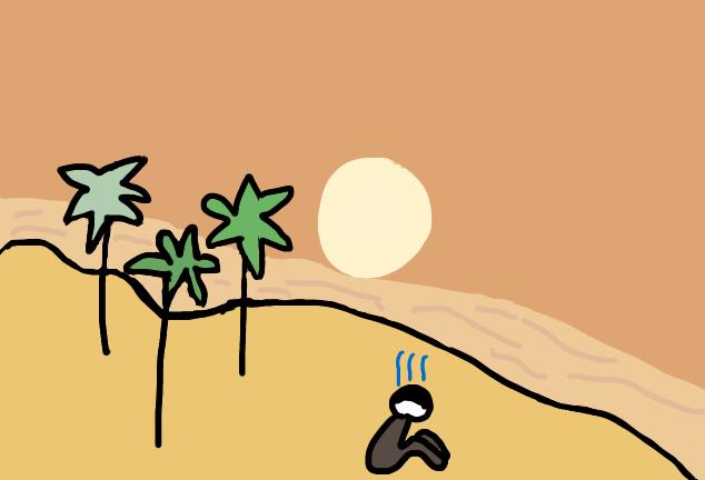 夏休み終盤の絶望