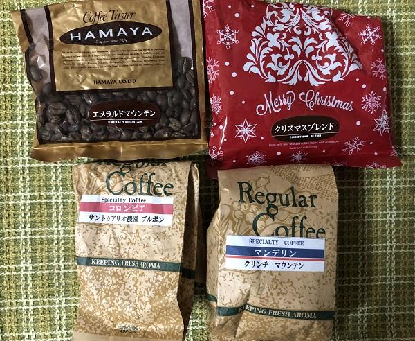 コーヒー豆のおすすめ
