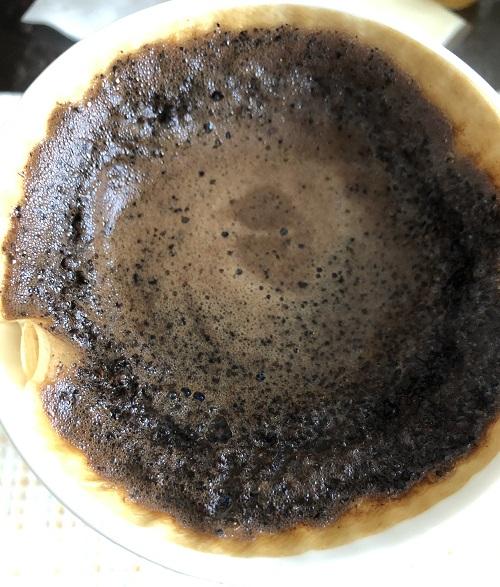買い換えたドリッパーでコーヒーを淹れる