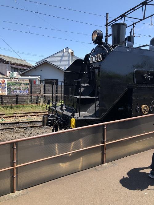 鉄道を乗る前
