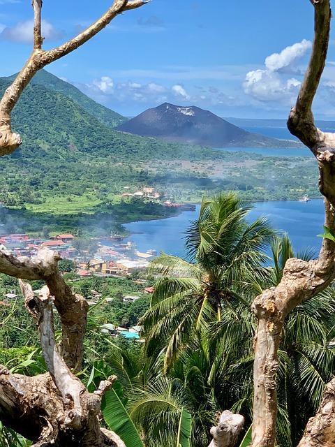 パプアニューギニアといえば海