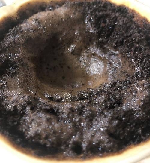 アイスコーヒーの3投目