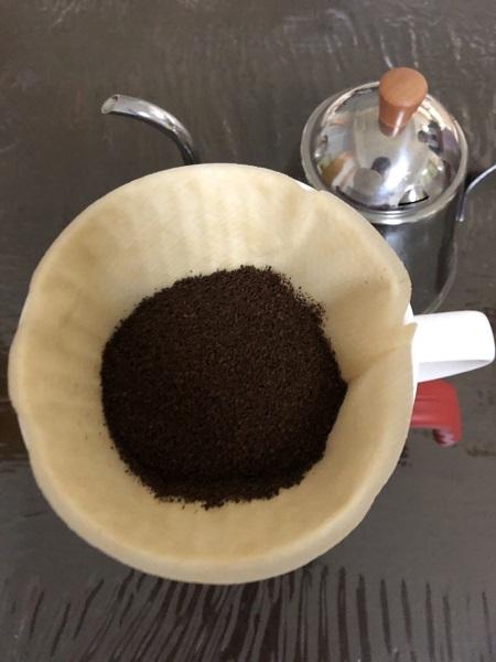 チャンバーコーヒーとポット